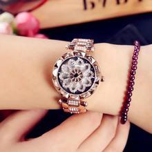 Brand pattern Modern Fashion Ladies Quartz Watch Trend Simple Temperament Wrist Watch High quality Watch Relogio Feminino zhoulianfa t355 fashion deer pattern litchi quartz watch