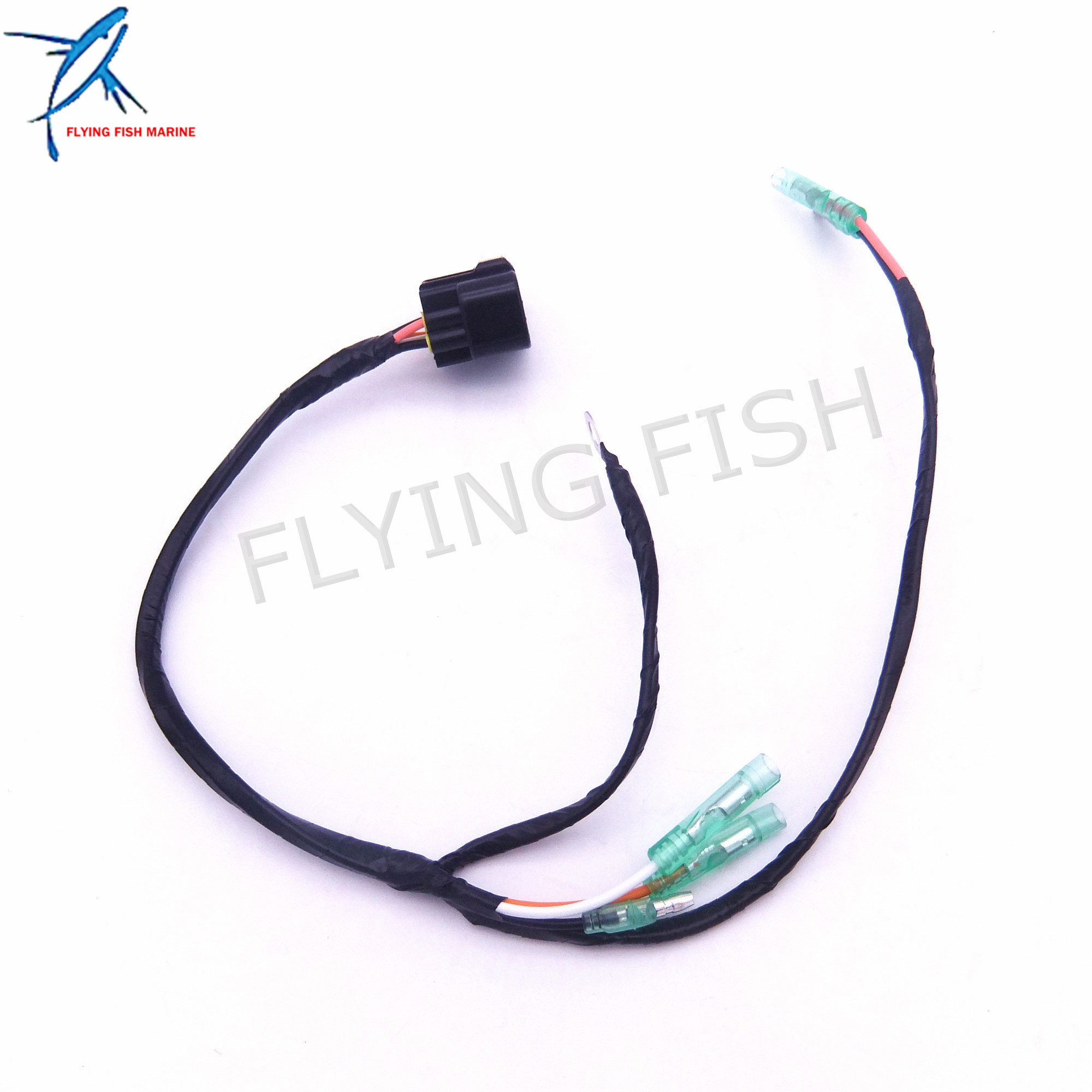 Boat Motor Wiring Harness Schematic Diagram Electronic Jet Engine Outboard T36 04000801 Wire Of Cdi Unit For Parsun Hdx Rhaliexpress