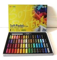 MPS MUNGYO pastéis suaves 24/32/48/64 cores desenho DA ARTE suprimentos DIY Cabelo tingido de cor fazer up