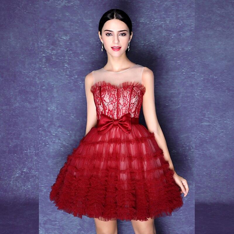 Hermosa Vestido Rojo Y Plata Prom Ideas - Ideas de Estilos de ...