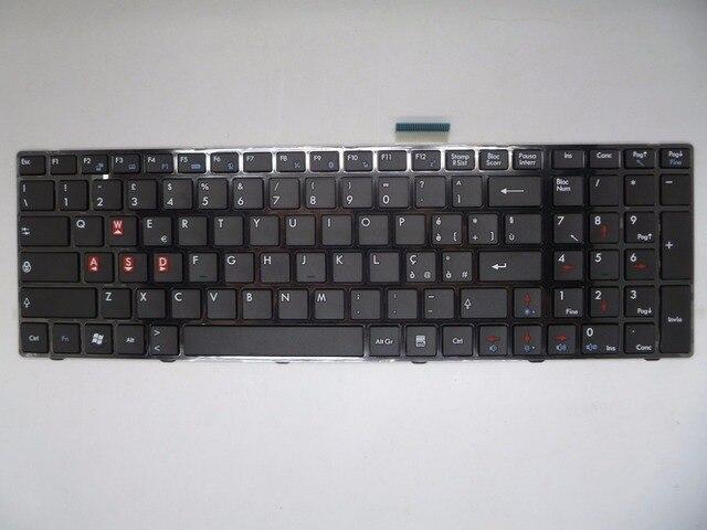 Клавиатура для ноутбука MSI CR620 A6200 CR720 V111922AK3 это S1N-3EIT251-SA0 гр S1N-3EDE261-SA0 FR S1N-3EFR251-SA0 V111922DK3