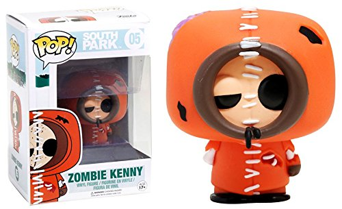 Funko pop Official TV: South Park - Eric Cartman, Butters, Kenny, Tiny Canadian Ike Broflovski Collectible Model Toy