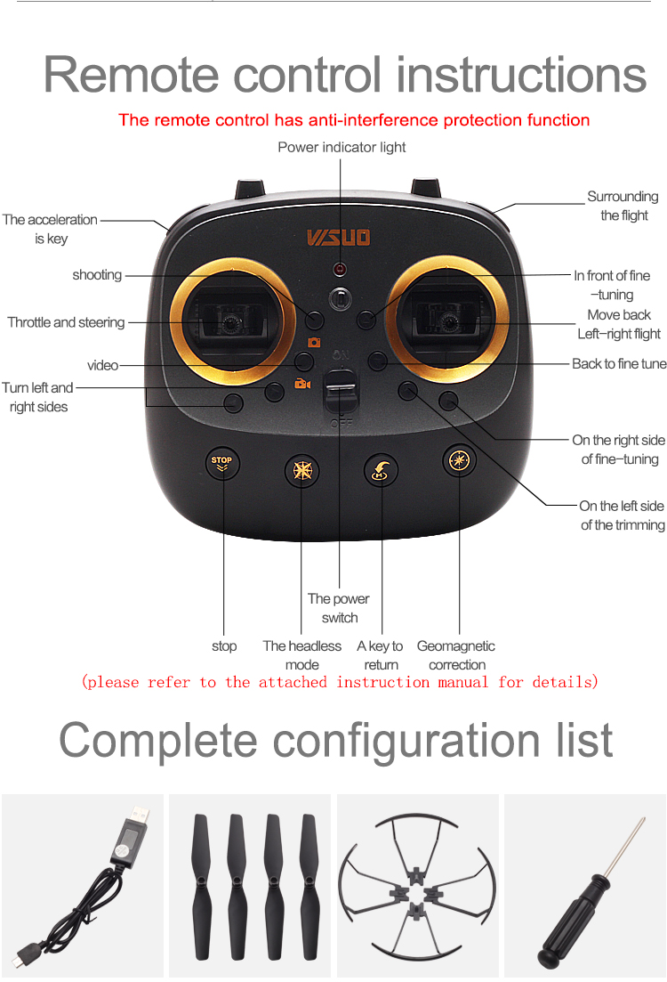 VISUO XS812 GPS RC Drone with 2MP HD Camera 5G WIFI FPV Altitude Hold One Key Return RC Quadcopter Helicopter VS 809 XS809S E58 16