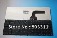 Новое замена клавиатура ноутбука для ASUS G60 G60JX к52 обслуживание NSK-UGC0R русский