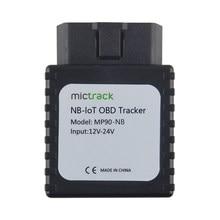 الذكية OBD MP90-NB GPS تعقب الوقت الحقيقي موقف تكتسب إزالة وقطع إنذار عالية درجة الحرارة إنذار الجغرافية السياج إنذار