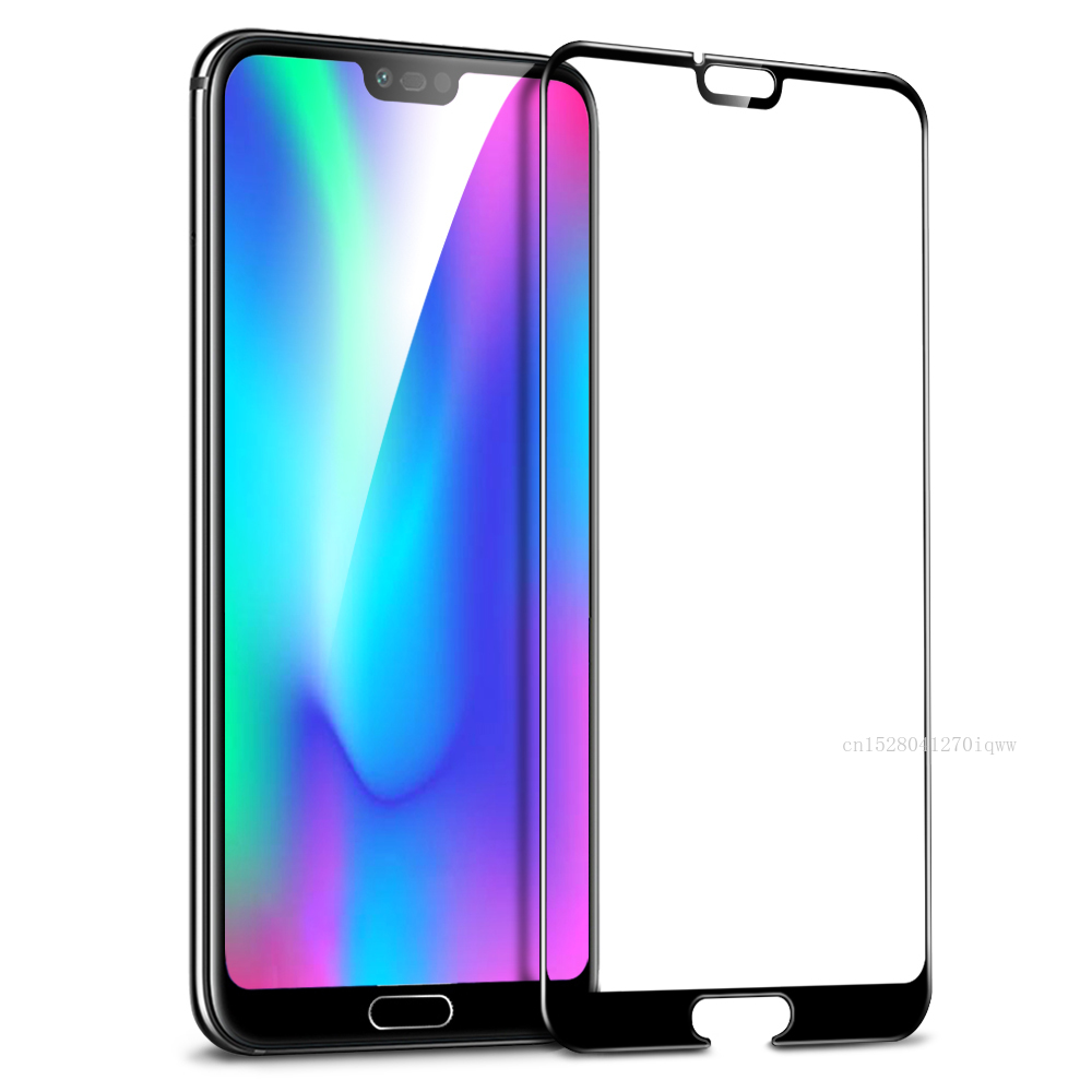 Image 3 - Protective Glass Honor 10 Tempered Glass on for Huawei Honor10 COL L29 Honor10 Honer 10 5.84inch Screen Protector Safety Film-in Phone Screen Protectors from Cellphones & Telecommunications