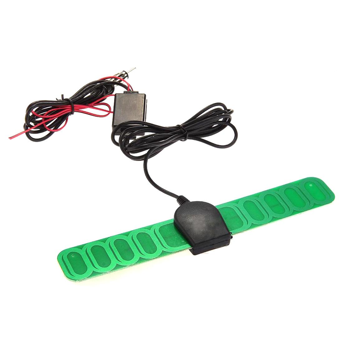Noyokere 2015 nuevo vehículo AM/FM Radio antena amplificador de señal Booster DC 12 V Venta caliente