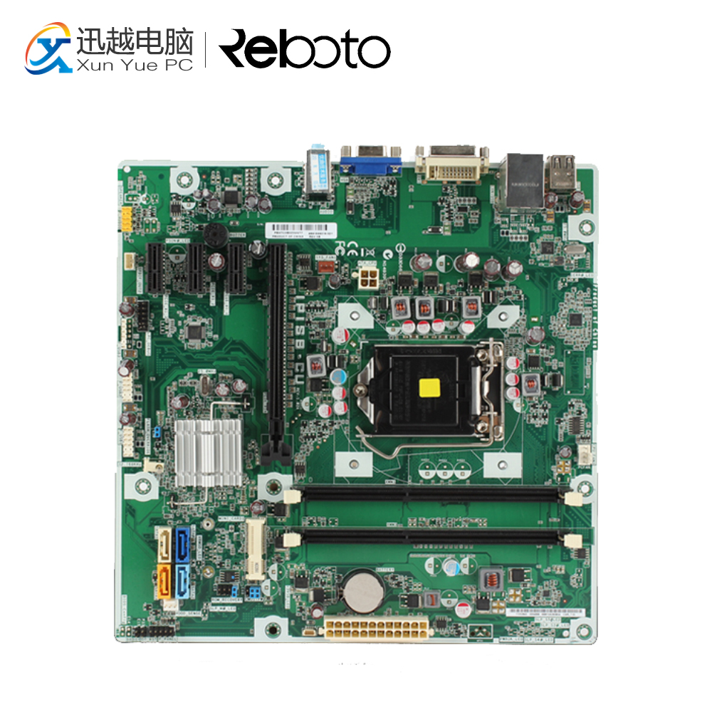 For Foxconn MINI IPISB-CU Desktop Motherboard 644016-001 656846-002 intel H61 LGA 1155 DDR3