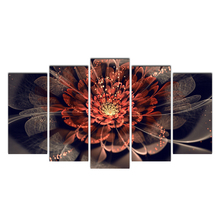 Canvas Painting Wall Art Decor Print Wall Art Flowers Picture With Modern Wall Paintings Modular Picture Cairnsi