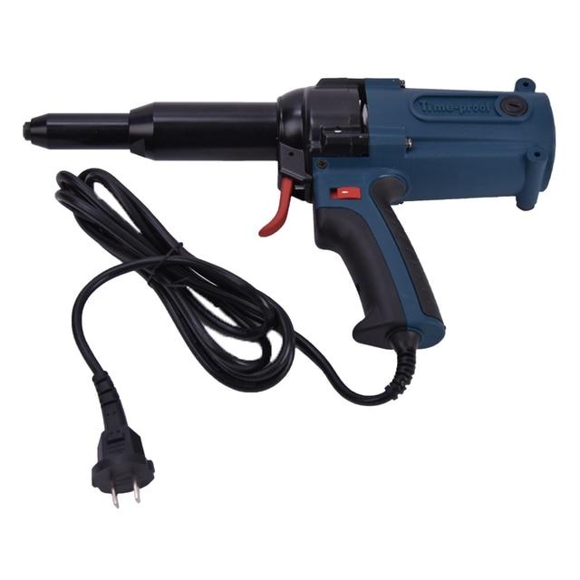 TAC500 220V Electricity Riveter Riveter Gun 8000N Electric Nail Gun ...