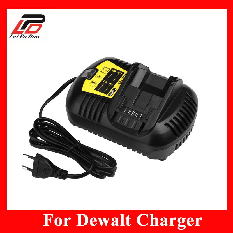 10.8V 12V 14.4V 20V MAX Li-ion For Dewalt Fast Charger Battery DCB105 Li-Ion Battery Electric Screwdriver Power Tool batteries