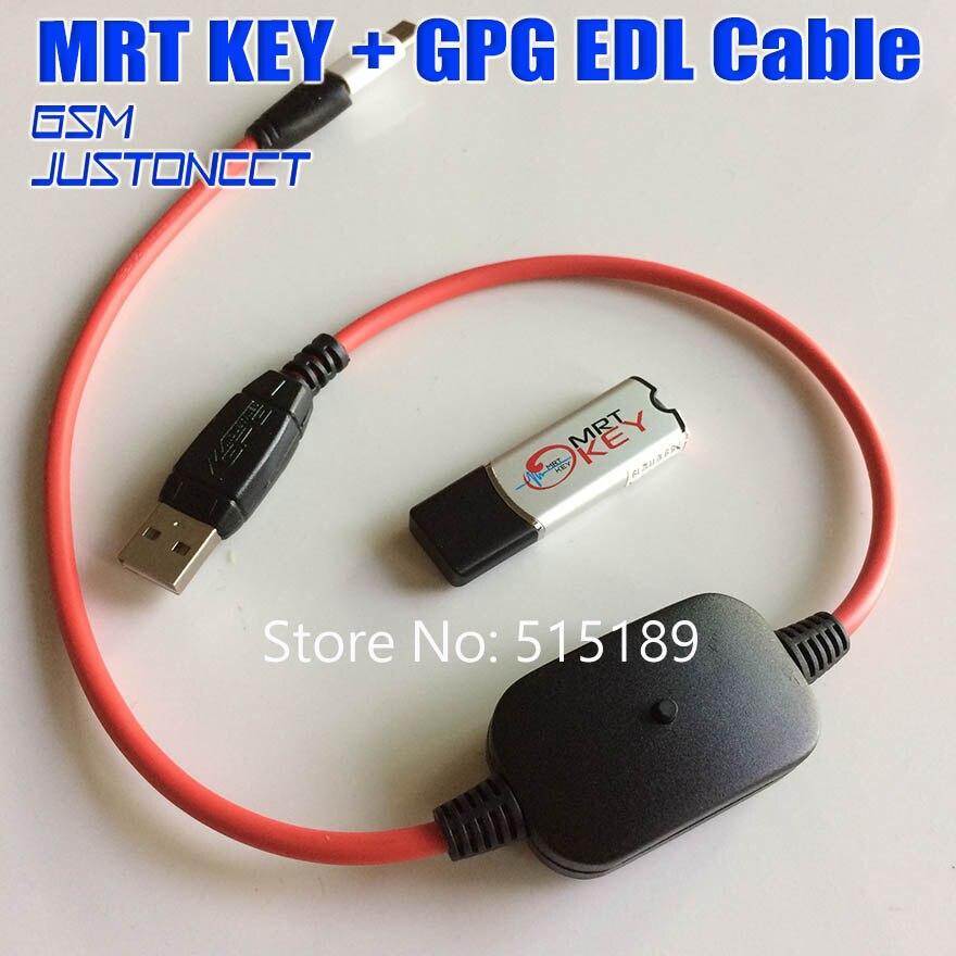 Le plus récent outil Original MRT clé Dongle mrt/clé mrt + pour l'ensemble de câbles GPG xiao mi