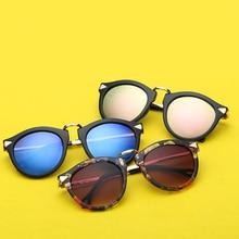Vintage Steampunk Sunglasses Retro Round Metal Frame Sun Glasses For Men Women Brand Designer Mirrors Lens Circle Glasses Oculos все цены