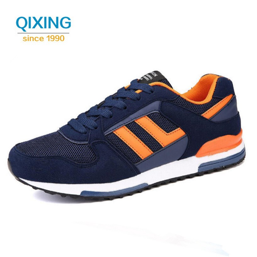 Men Running Shoes Women Sneakers Breathable Jogging Sport Shoe Men Outdoor Walking Athletic Shoes Cushioning Sneakers For Adults peak sport men outdoor bas basketball shoes medium cut breathable comfortable revolve tech sneakers athletic training boots