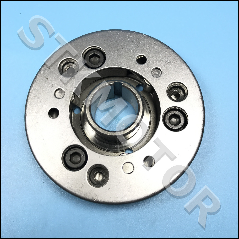 Gy6 125cc 150cc One Way Starter Clutch 152qmi 157qma Atv Scooter Go Kart Parts Hot Sale 50-70% OFF Atv Parts & Accessories