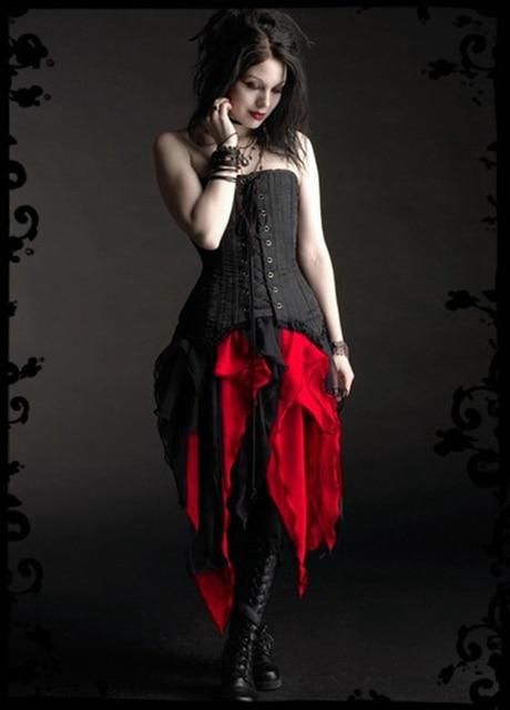 Corset Gothic Plus Size Dresses Dresses For Woman