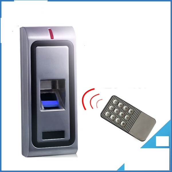 outdoor gate door access biometric fingerprint access controller rfid reader for door lock access control system