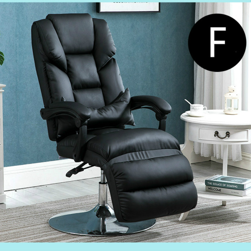 Купить с кэшбэком Stylish Luxury Beauty Chair Reclining Lift Comfortable Beauty Mask Stool Flat Reclining Chair Computer Chair Lunch Break Offices