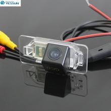 YESSUN Para Audi TT TTS Mk2 2006 ~ 2014 Car Rear View Back Up Reversa Estacionamento Câmera HD visão CCD Noite visão