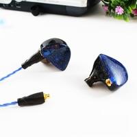 2016 SENFER UE Custom Made Around Ear Earphone HIFI Monitor Earphone Bass Headset With MMCX Interface