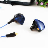 2016 SENFER UE Custom Made Around Ear Earphone HIFI Monitor Earphone Bass Headset With MMCX Interface