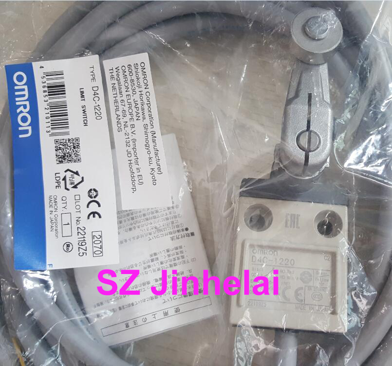 Interrupteur de limite d'origine authentique OMRON D4C-1220
