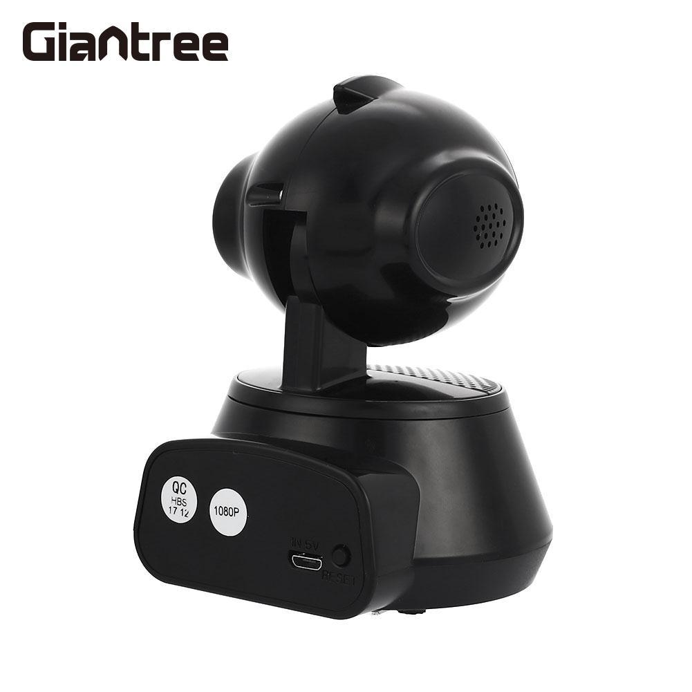цена Surveillance Camera 1080P HD Baby Monitor Mini Cam V380 Home Security WIFI IP Camera Kindergarten Infrared IR