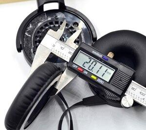 Image 5 - Defean New đệm miếng đệm tai gối cho Sony MDR XB550AP XB450AP XB650BT tai nghe 72 mét
