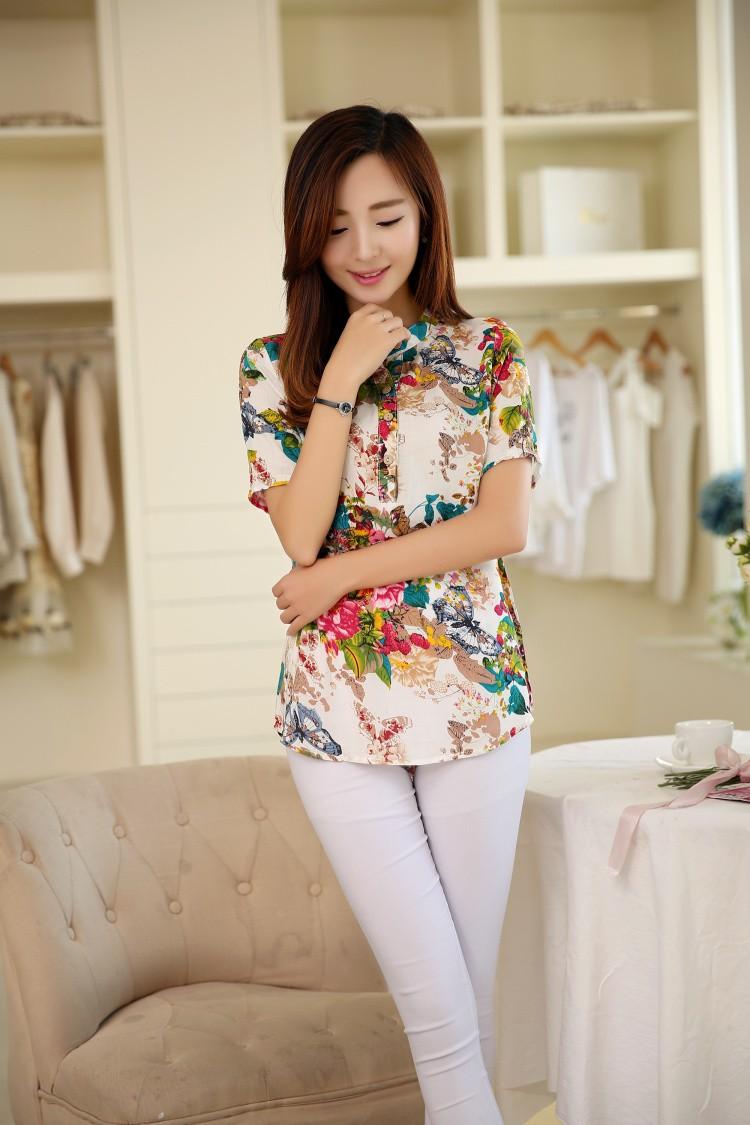 HTB1EZOLNXXXXXb6XXXXq6xXFXXXj - 2016 high quality Summer style Kimono blouses top Plus size XS-5XL