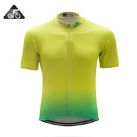 Rockthrill Breathable Cycling Jersey Summer Mtb Cycling Clothing Bicycle Short Maillot Ciclismo Sportwear Bike Clothes 2017