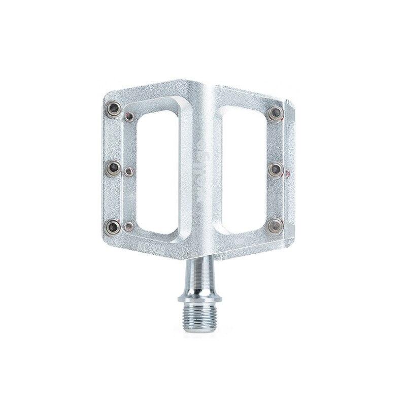 "Wellgo CNC Alloy Platform Pedals 9//16/"" Sealed Bearing"