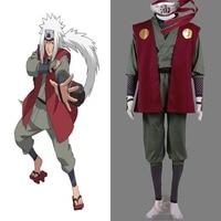 Anime Naruto Jiraiya Ero Sennin Gama Sennin Cosplay Kopf Band Cosplay Kostüm