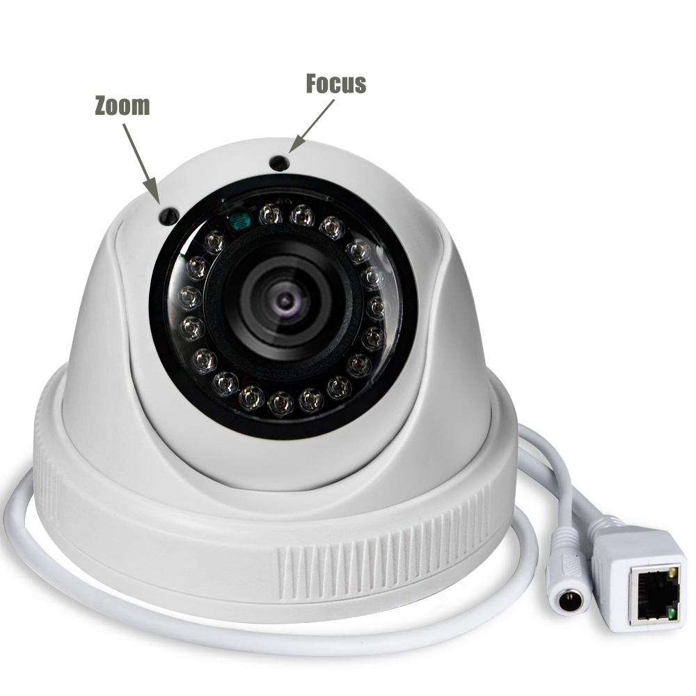 HD 960P IP Camera Outdoor Varifocal 2.8-12mm 42 IR Night RTSP P2P CCTV Security