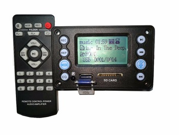DC5V 12 V-20 V bateria 4 2 bluetooth audio nagrywania wejście Radio gdy jest możliwość ściągnąć fonogram minusowy (wyświetlacz APE FLAC WMA WAV MP3 dekoder audio tanie i dobre opinie 6X6X6 MP3 WMA ASF WAV MP3 WMA WAV MP1 MP2 MP3 WAV MP3 WMA OGG ASF Dotykowy Tone Radio FM HJXY Samochód MP3 10 godzin