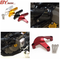 Motorcycle Accessories Billet CNC Water Pump Cover For Ducati Monster 821 1200 1200S 1200R Multistrada 950 1200 Hypermotard
