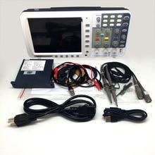 OWON New OWON 100Mhz Oscilloscope SDS7102 1G/s large 8″ LCD LAN VGA battery included AKL77102VBB