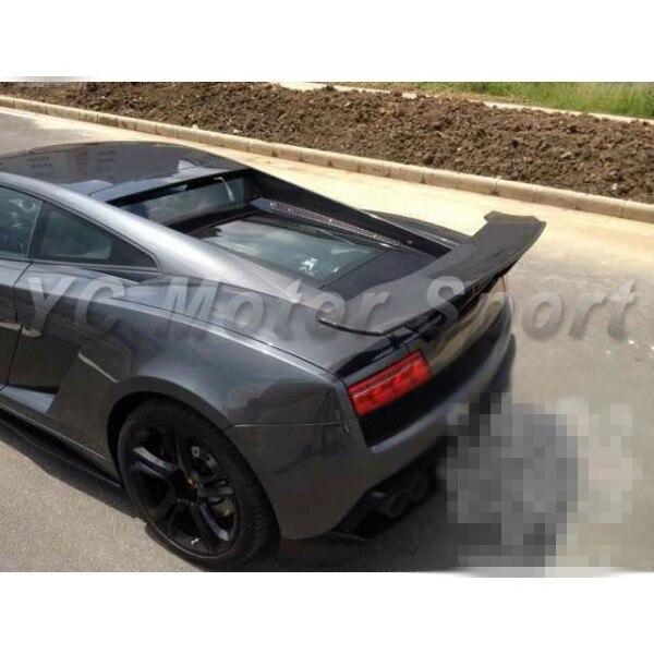 2003 2014 Lamborghini Gallardo LP550 LP560 LP570 SV Style GT Wing Rear  Spoiler CF ...