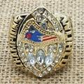 2004 New England Patriots Super Bowl replica championship ring,free shipping
