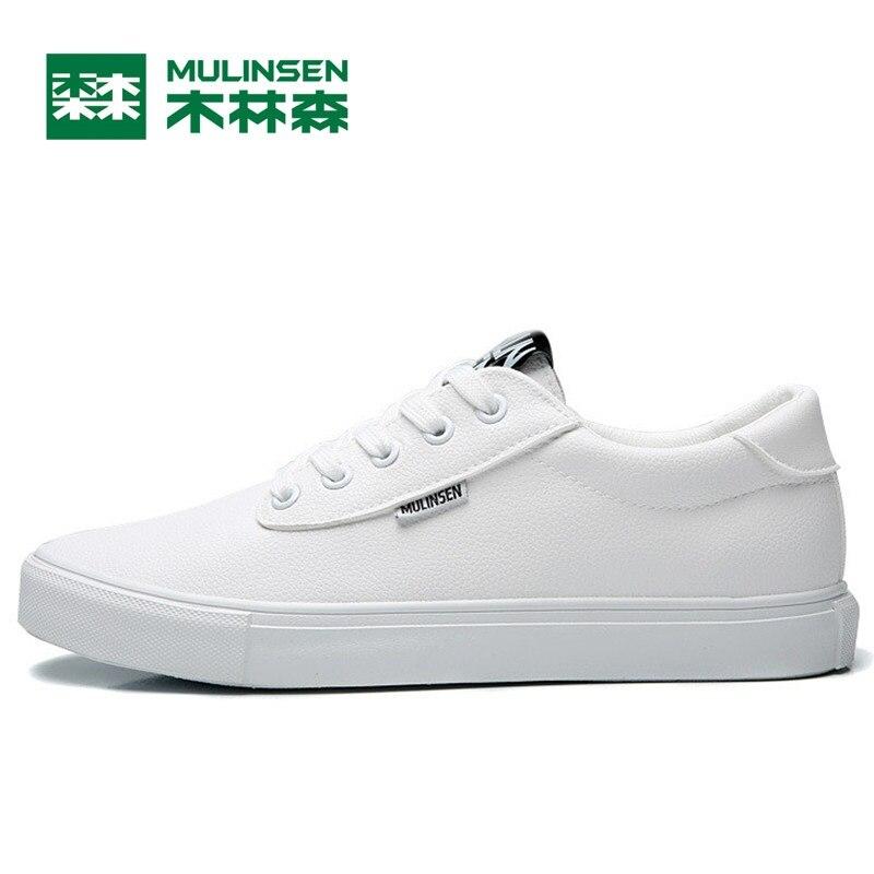 Prix pour Mulinsen hommes planche à roulettes de chaussures blanc noir vert rouge sport chaussures de skate en plein air sport chaussures sneakers 69168515a