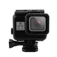45m Diving Waterproof Case For GoPro Hero 6 5 Black Action Camera Underwater Housing Case Mount