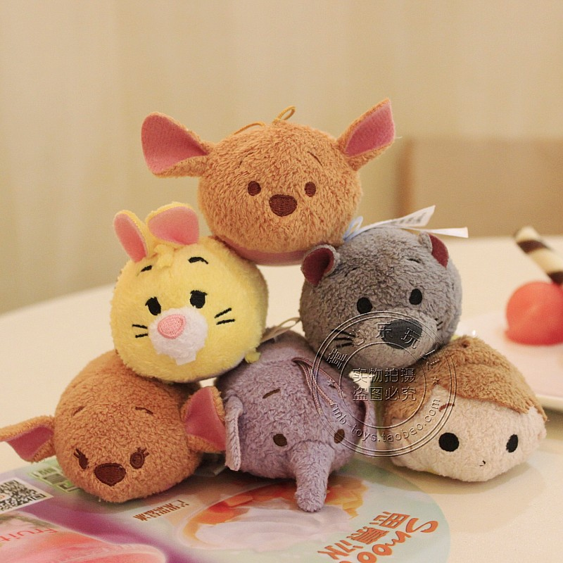3.5'' Tsum Plush Toy Roo Robin Rabbit Owl Kanga Lumpy Screen Cleaner iPhone - YIWU Market Store store