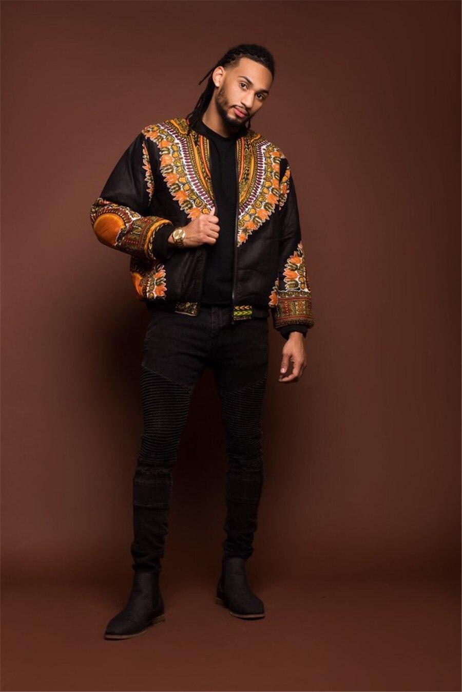 GuyuEra Hot Sale Africa Men\`s Dashiki Style Couple Wear Vintage Ethnic Men\`s Dashiki Jacket African Print Jacket Plus size S-XL (6)