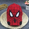 Hip Hop Baseball Cap Children Spider Cartoon Hat Cap Fashion Boys Cap Snapback Luxury Polo Cap 2017