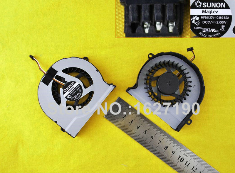 Brand NEW <font><b>Laptop</b></font> Cooling Fan Repair Replacement for <font><b>SAMSUNG</b></font> 550P5C 550P7C <font><b>NP550P5C</b></font> NP550P7C CPU Cooler/Radiator image