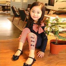 Cotton Casual Girl's Clothing Set