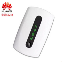 Unlocked Huawei E5251 42 2Mbps 3G HSPA UMTS 900 2100MHz USB Wireless Router Pocket WiFi Mobile