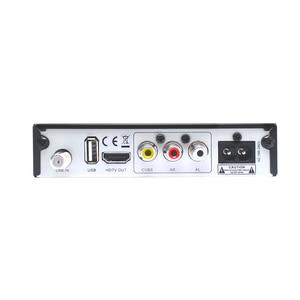 Image 5 - Vmade DVB S2 V5 HD דיגיטלי לווין סט Top Box 1080 p H.265/HEVC תמיכת CCCAM Dolby AC3 YouTube DVB S2 V5 טלוויזיה מקלט + USB WIFI