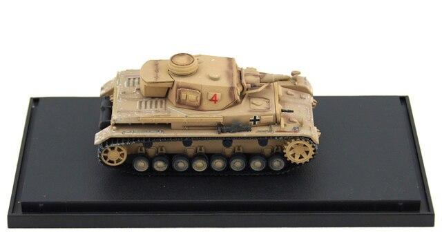 PZ 1: 72 88001 ВТОРОЙ МИРОВОЙ ВОЙНЫ Немецкий Крупп 4 танк модели Пятнадцатой Танковая Дивизия Ливии Battlefield 1942 Избранные Модели Старые версия