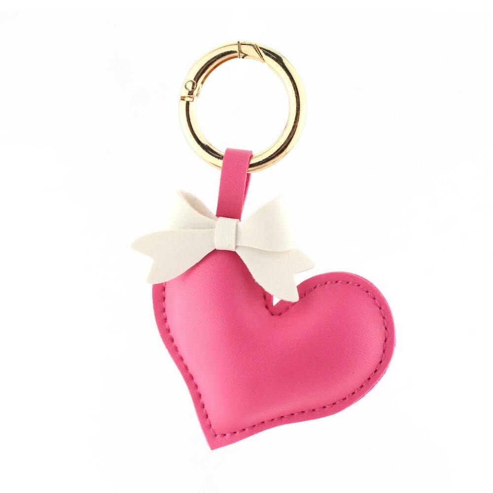30 шт./лот бахрома кружева mujer PU милый мех куницы мультфильм красный розовый сердце ereo брелок assassins creed portachiavi для женщин
