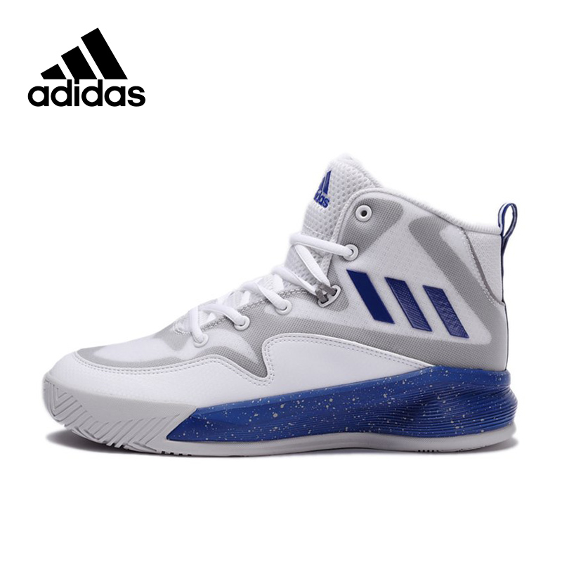 купить New Arrival Official Adidas Electrify Men's Breathable Basketball Shoes Sports Sneakers Authentic Non-slip недорого